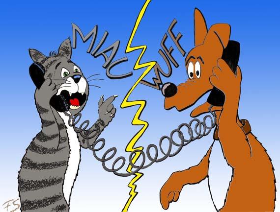 geruchliche kommunikation beim hund