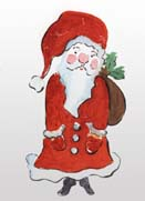 weihnachtsm nner bilder in postkartengr e herunterladen. Black Bedroom Furniture Sets. Home Design Ideas